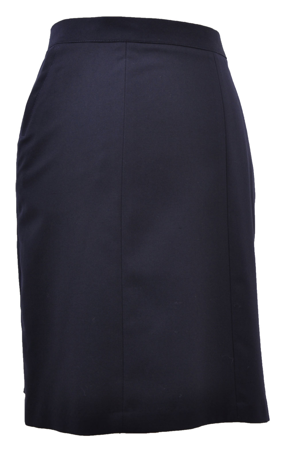 Picture of Dark Navy Six Panel Skirt