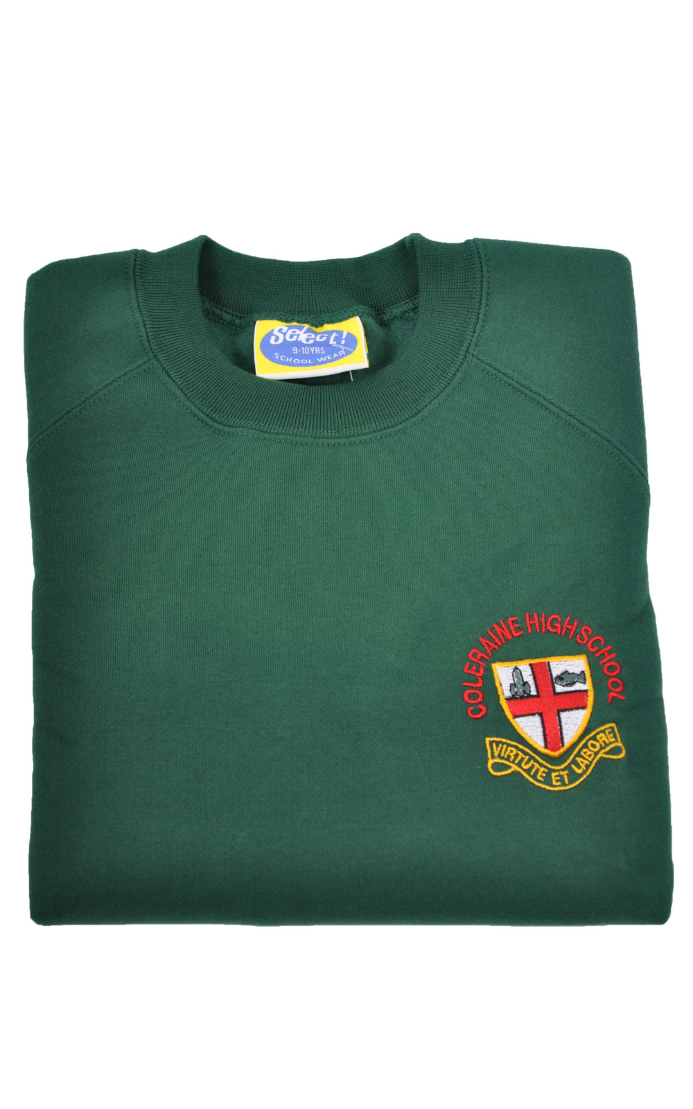 Picture of Coleraine High School PE Sweatshirt