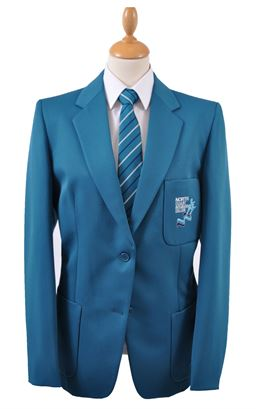 Picture of North Coast Integrated Girls Blazer - S&T