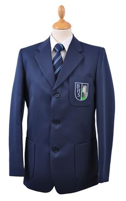 Picture of Ballymoney HS Boys Blazer - S&T
