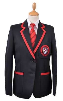 Picture of Coleraine College Girls Blazer - S&T