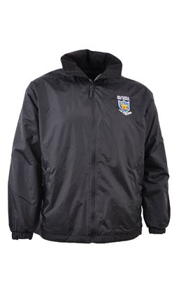 Picture of Ballycastle HS Waterproof Coat - Blue Max