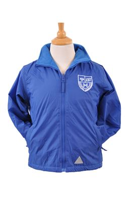 Picture of Harpur's Hill PS Waterproof Coat - Blue Max