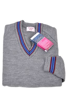 Picture of Dalriada Boys Pullover Her Def - Charles Kirk