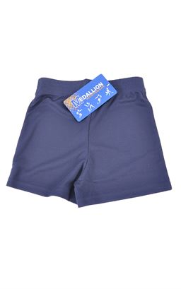 Picture of Girls Game Bowden Shorts - Medallion