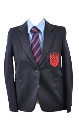Picture of Dunluce Girls Blazer - S&T