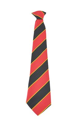 Picture of Limavady HS Clip-On Tie 4th-5th Yrs - Unicol