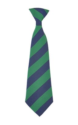 Picture of St Malachy's PS Elastic Tie - Unicol