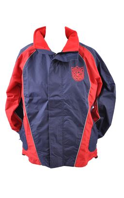 Picture of Dunluce School  Waterproof Coat - GForce