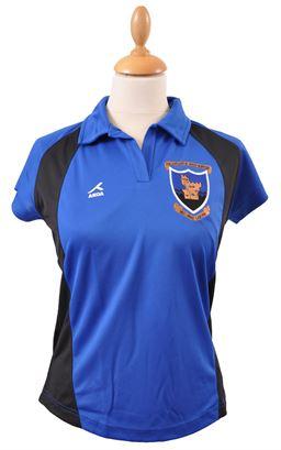 Picture of  Ballycastle HS Girls PE Polo - Akoa