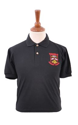 Picture of Bushmills PS Polo Shirt - Blue Max