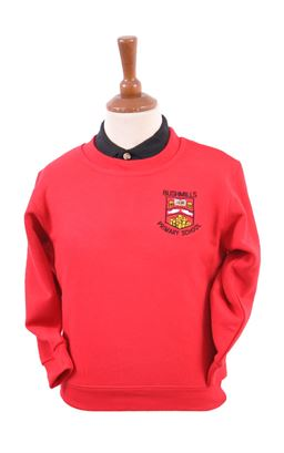 Picture of Bushmills PS Sweatshirt - Blue Max