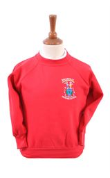 Picture of  Ballysally PS Sweatshirt - Blue Max