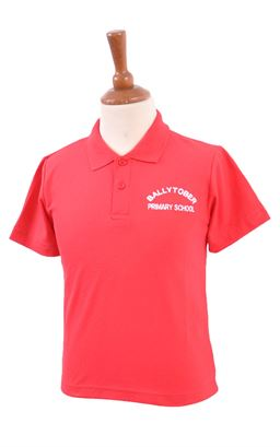 Picture of Ballytober PS Polo Shirt - Woodbank