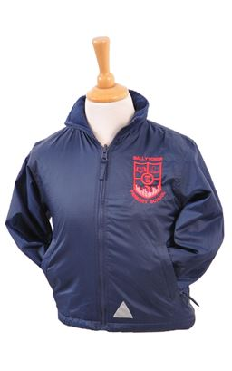 Picture of Ballytober PS Waterproof Coat - Blue Max