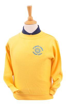 Picture of Cuilrath Corner Nursery Sweatshirt - Blue Max
