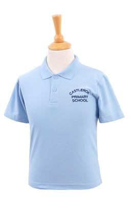 Picture of Castleroe PS Polo Shirt - Woodbank