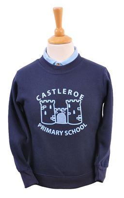 Picture of Castleroe PS Sweatshirt - Blue Max