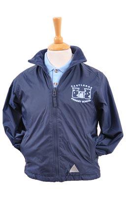 Picture of Castleroe PS Waterproof Coat - Blue Max