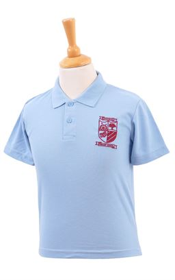 Picture of Damhead PS Polo Shirt - Woodbank