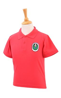Picture of DH Christie Memorial Polo Shirt - Woodbank