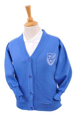 Picture of Harpur's Hill PS Sweat-Cardigan - Winterbottom