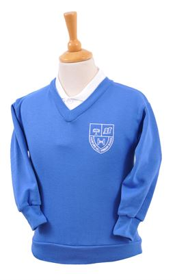 Picture of Harpur's Hill PS Sweatshirt - Winterbottom