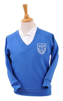 Picture of Harpur's Hill PS Sweatshirt - Solid