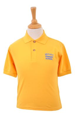 Picture of Hezlett PS Polo Shirt - Blue Max