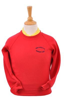Picture of Irish Society Nursery Sweatshirt - Woodbank