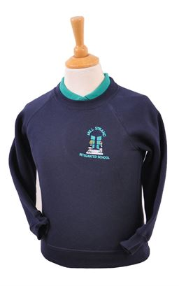 Picture of Millstrand Int Sweatshirt - Woodbank