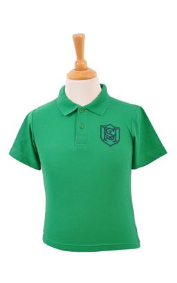Picture of St Malachy's PS Polo Shirt - Woodbank