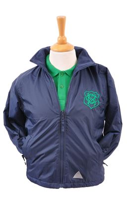 Picture of St Malachy's PS Waterproof Coat - Blue Max
