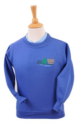 Picture of Kilmoyle PS Sweatshirt - Blue Max