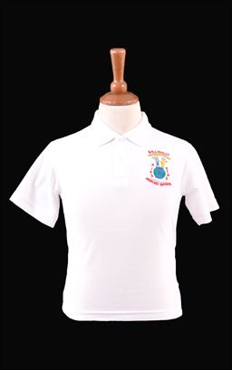 Picture of Ballysally PS Polo Shirt - Woodbank