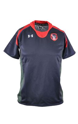 Picture of Coleraine GS Youths Rugby Shirt - Under Armour