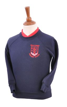 Picture of Ballytober PS Sweatshirt - Woodbank