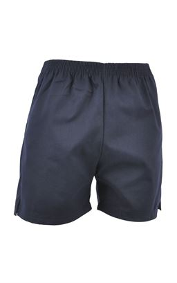 Picture of PE Shorts Navy - David Luke