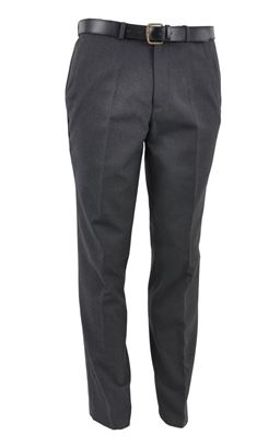 Picture of Mid Grey Mens School Slim Trs Elson - 1880