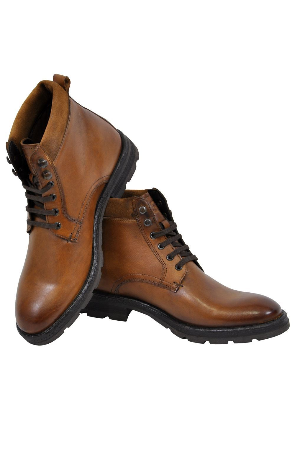 42ad2b1a8d3 Base London Boots Panzer Washed