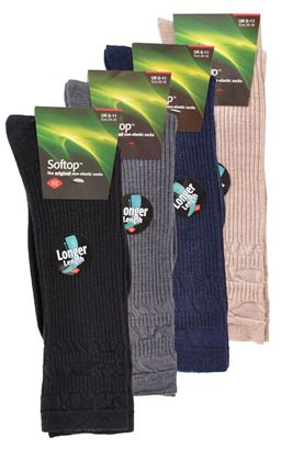 Picture of HJH Softop Socks HJ98