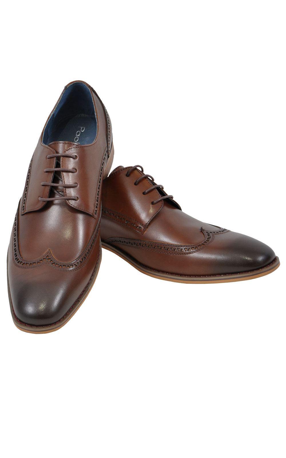 S\u0026T Moore. Paolo Vandini Shoes Thane Brogue