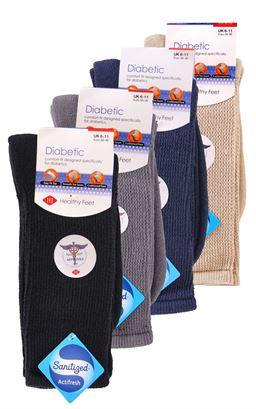 Picture of Diabetic Socks HJ1351