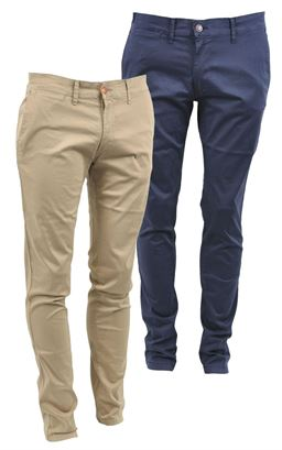 Picture of Dario Beltran Chino Trousers 776