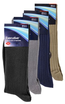 Picture of H J Hall Executive Socks HJ114