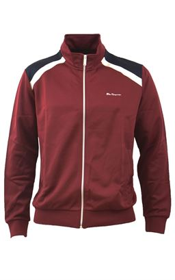 Picture of Ben Sherman Zip Jacket 0054439