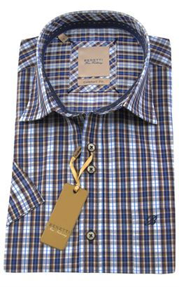 Picture of Benetti Short Sleeve Shirt Sirius