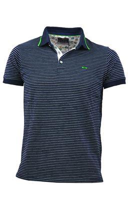 Picture of Dario Beltran Short Sleeve Polo Shirt 1776