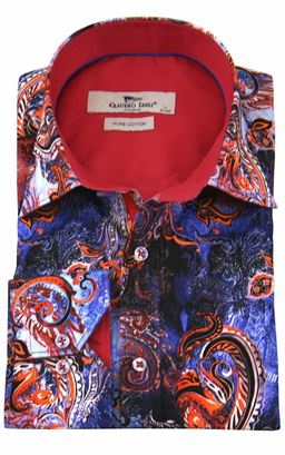 Picture of Claudio Lugli Long Sleeve Shirt CP6522
