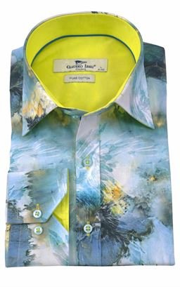Picture of Claudio Lugli Long Sleeve Shirt CP6528